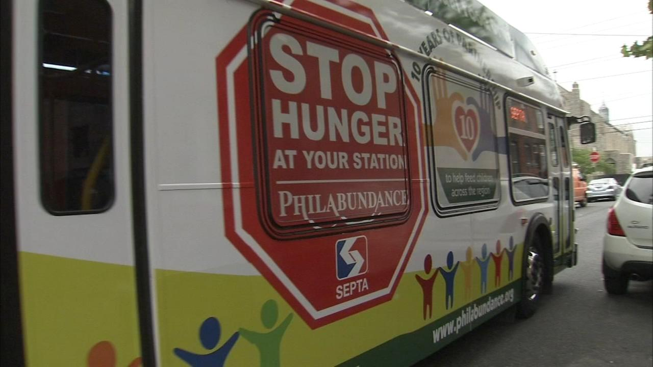 SEPTA Announces 10th Annual Stop Hunger Campaign