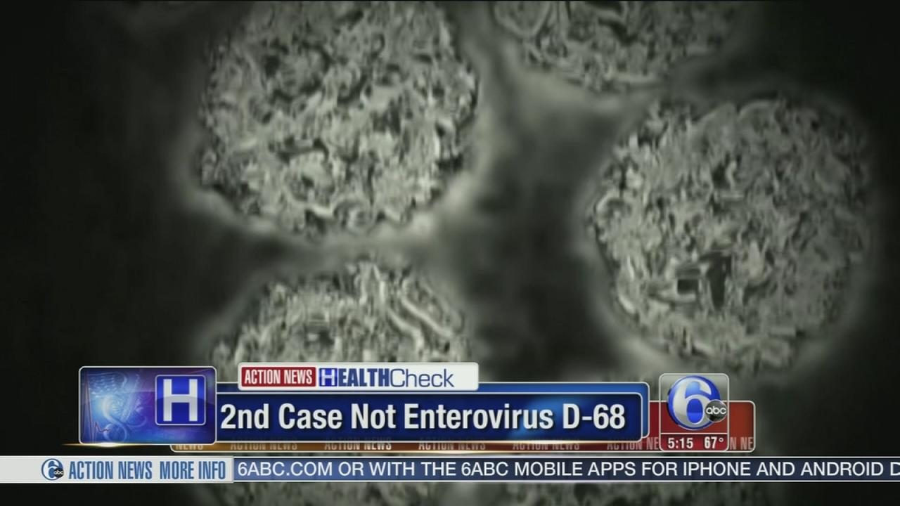 VIDEO: 2nd Yardville student tests negative for Enterovirus