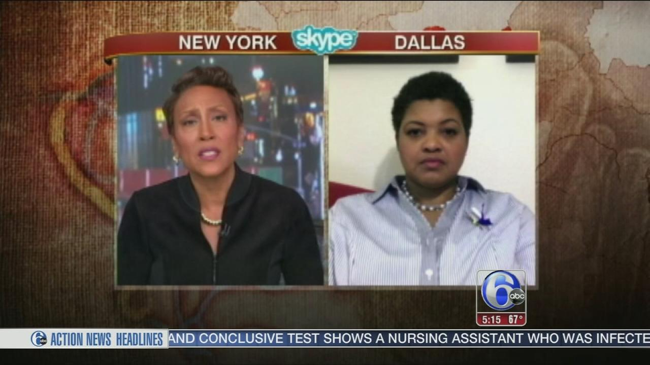 VIDEO: Mother of 2nd EBola patient speaks on GMA