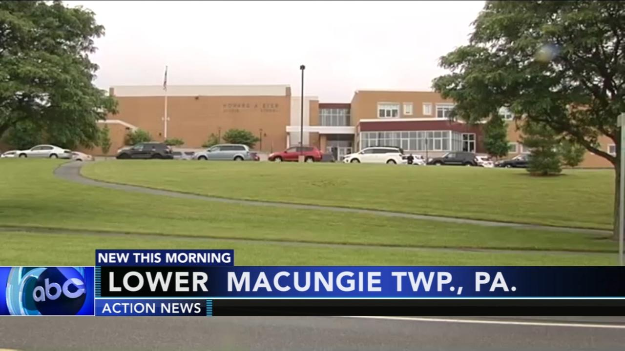 Lower Macungie school canceled after bullet found