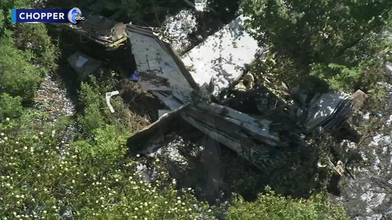 NTSB investigates Angel Flight crash