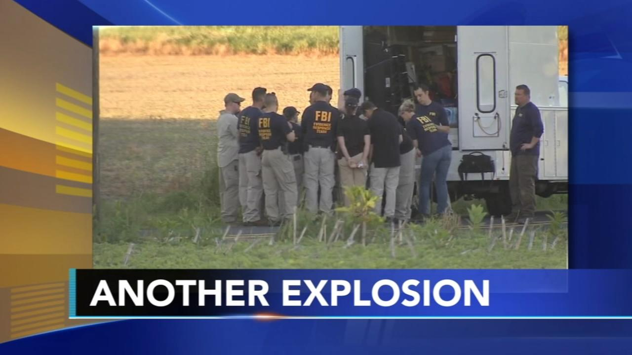 Another explosion in Upper Bucks