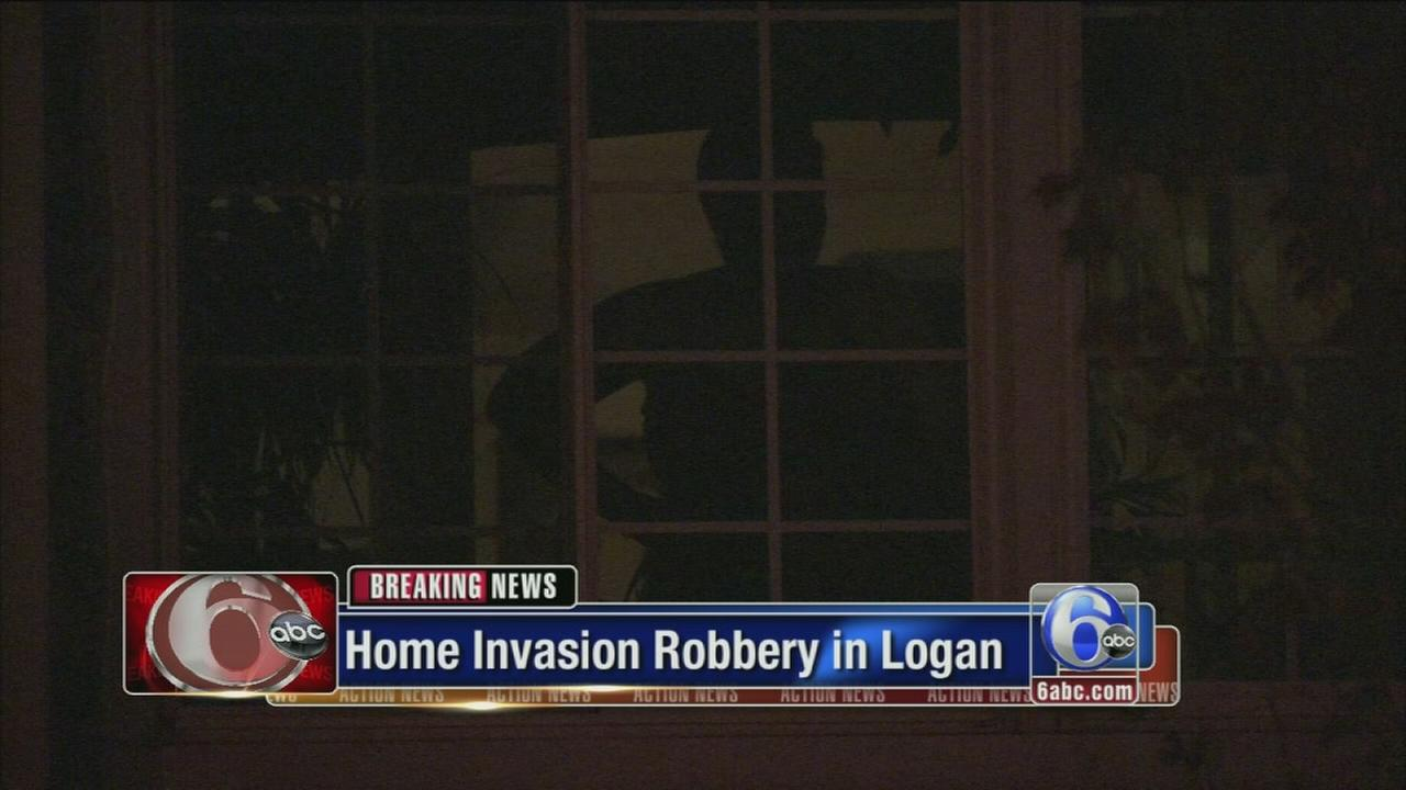 VIDEO: Home invasion robbery in Logan