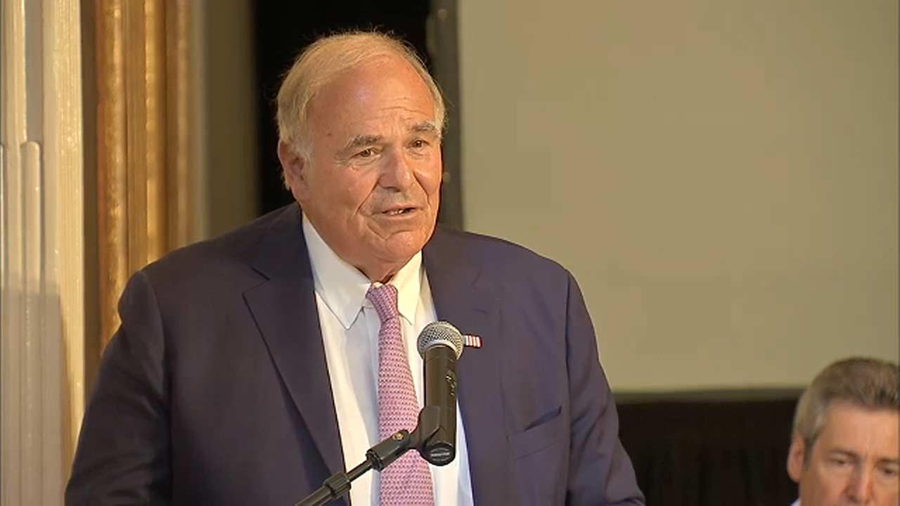 Former Governor Ed Rendell announces Parkinsons disease diagnosis