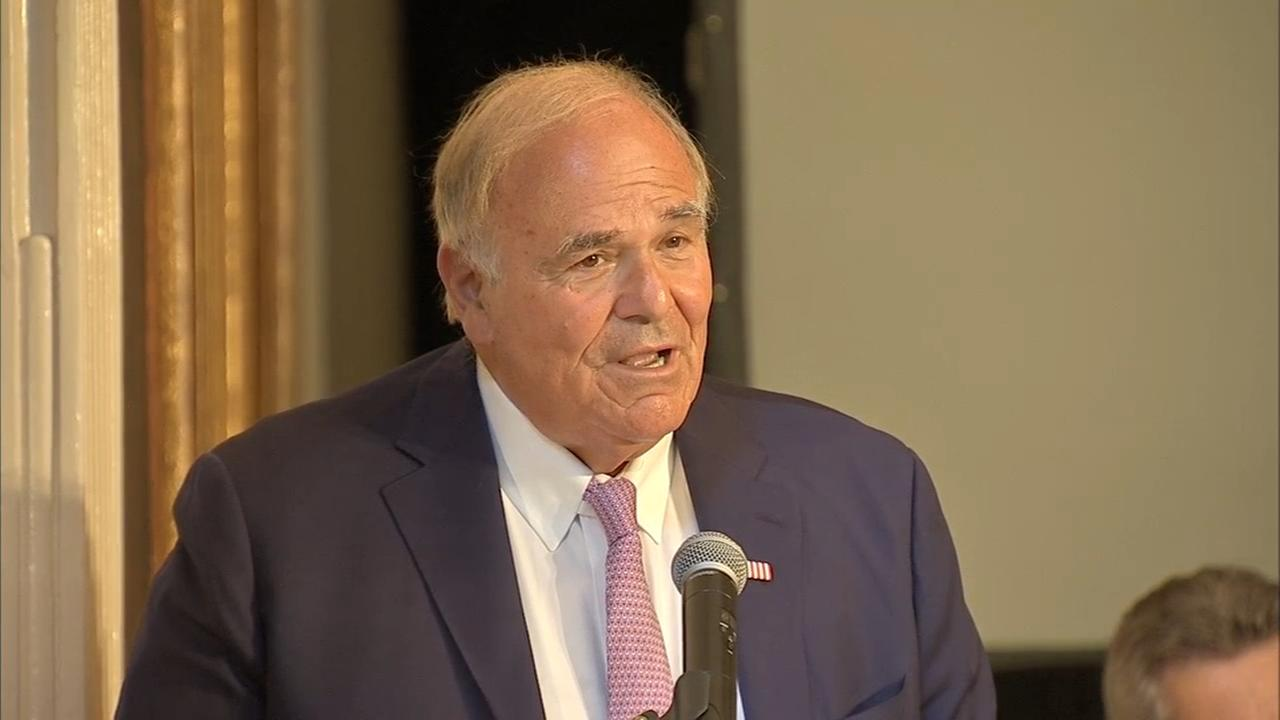 Ed Rendell announces hes battling Parkinsons disease