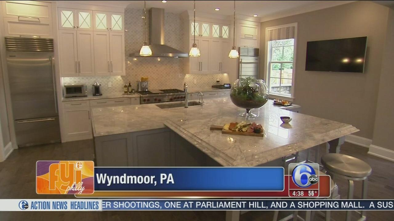 VIDEO: Tour luxury home AND help the needy