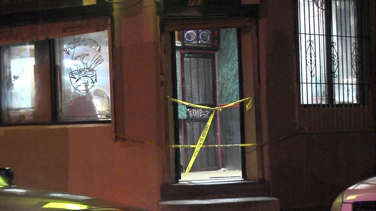 Police: Incendiary device thrown inside Phila. restaurant