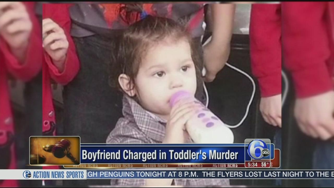 VIDEO: Boyfriend charged in toddlers murder