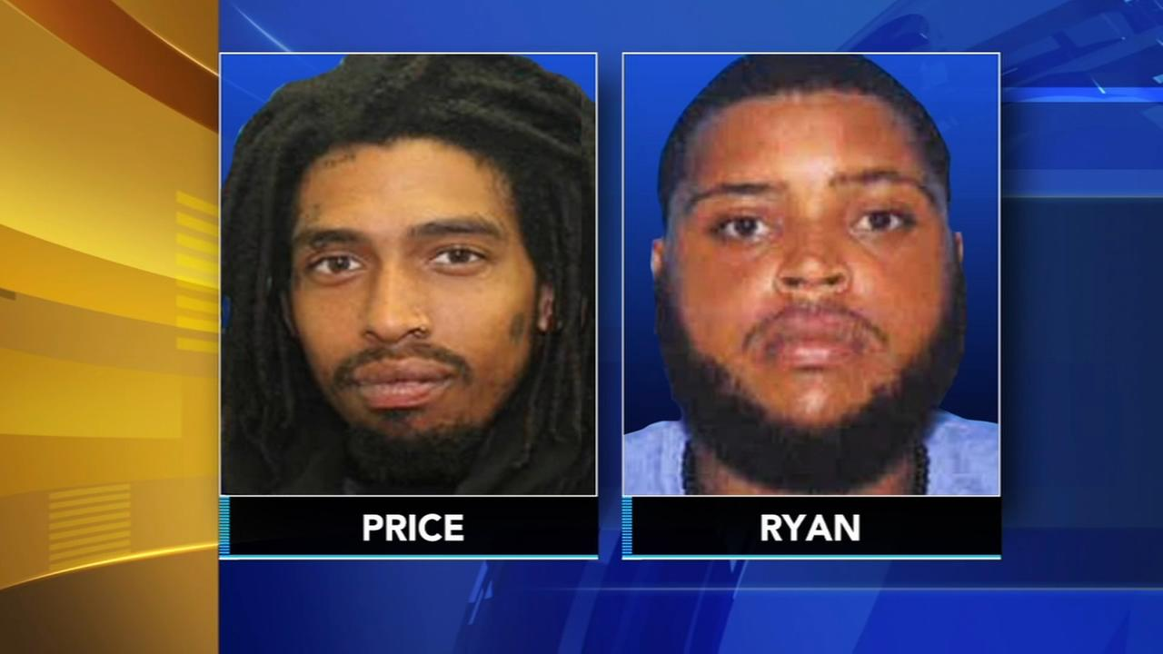 2 suspects sought in Upper Darby shooting