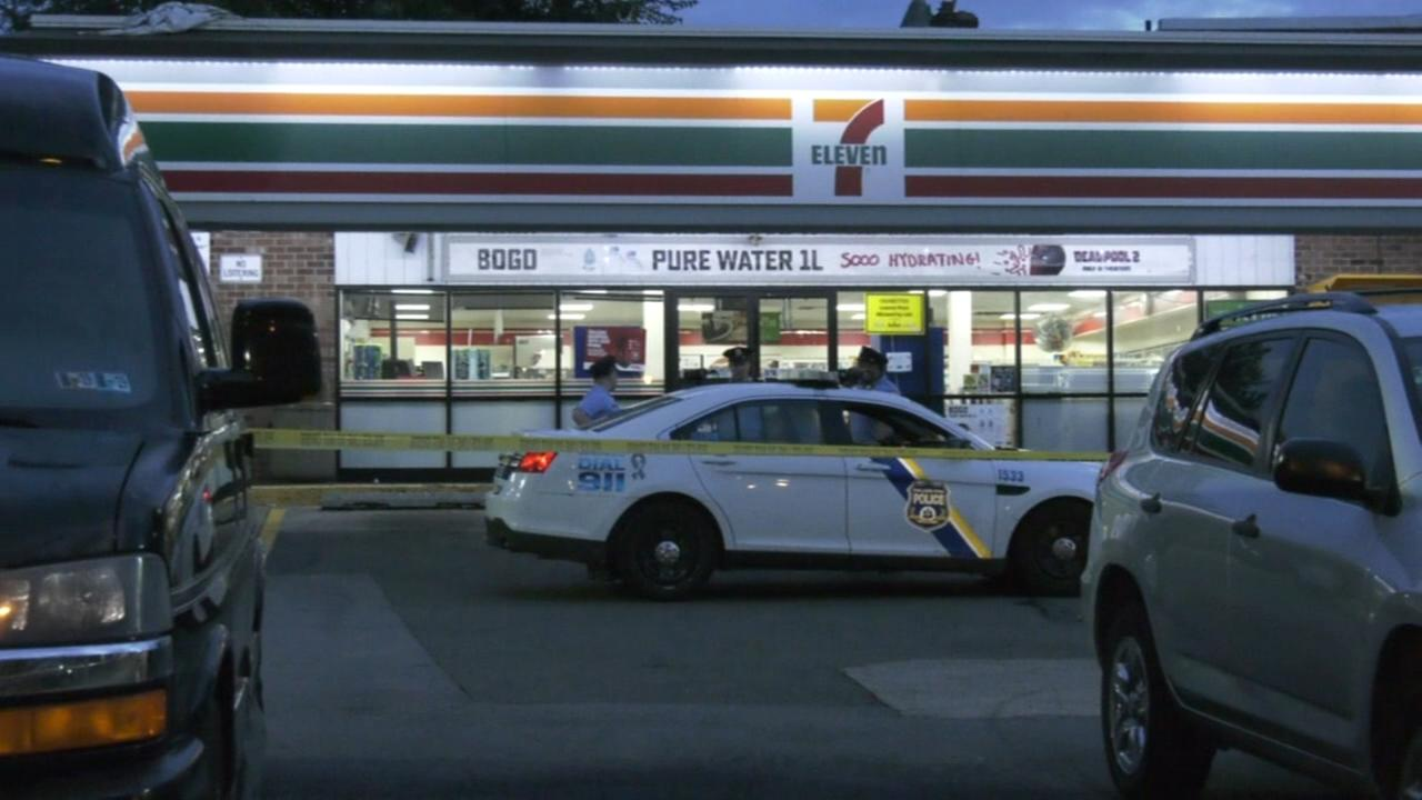 Shooting reported at NE Phila. 7-Eleven