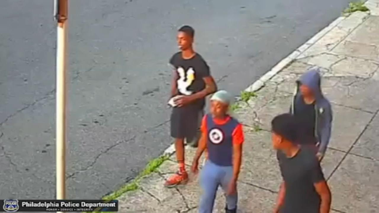 Police: Suspects wanted for throwing bottles at passing vehicles in Philly