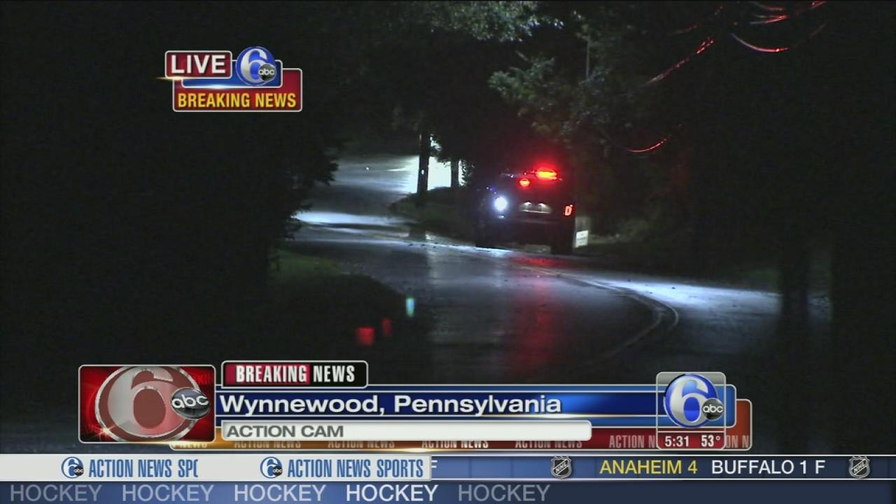 VIDEO: Crash brings down wires in Wynnewood