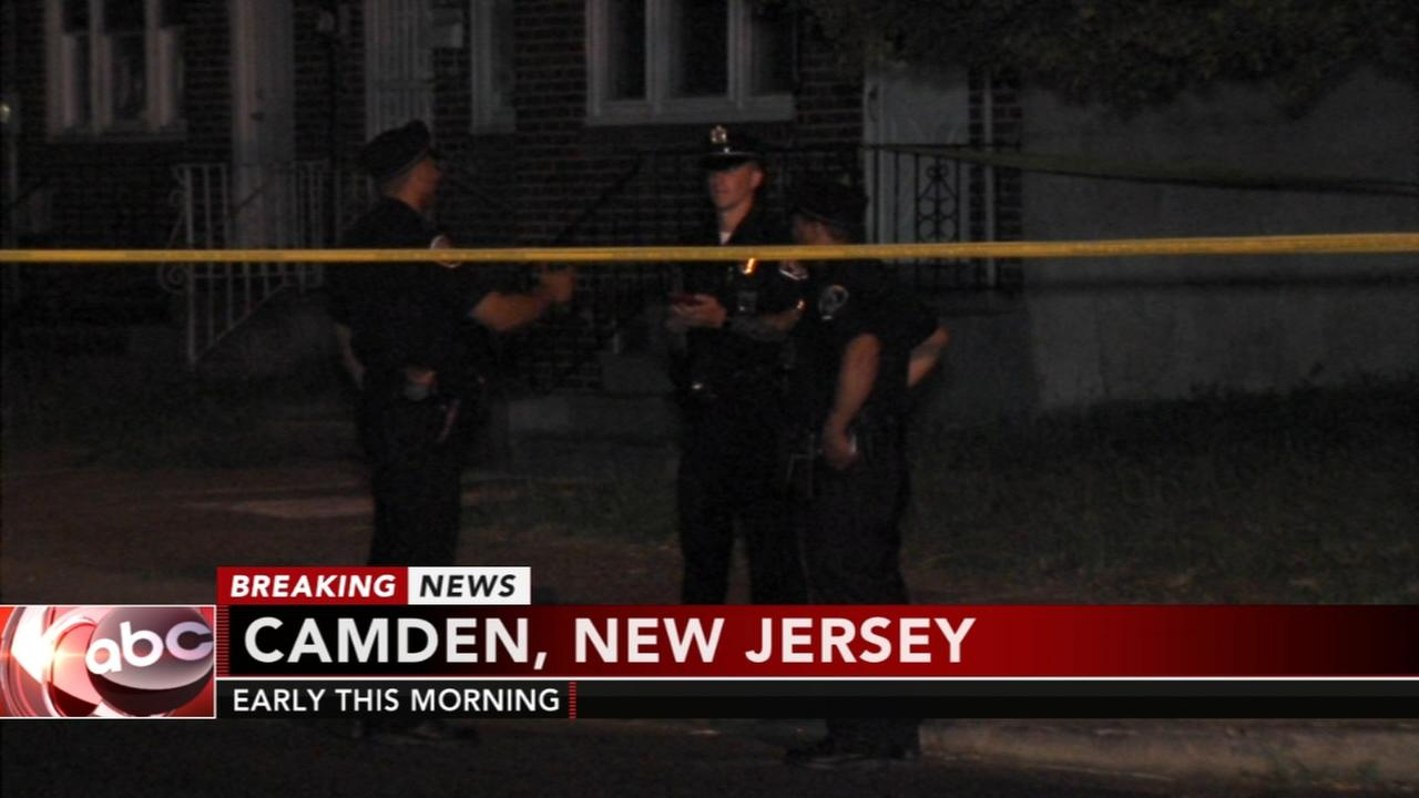 Several wounded in Camden shooting