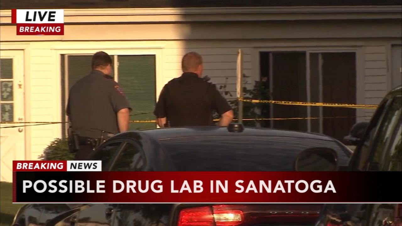 Possible illegal drug lab in Montco under investigation