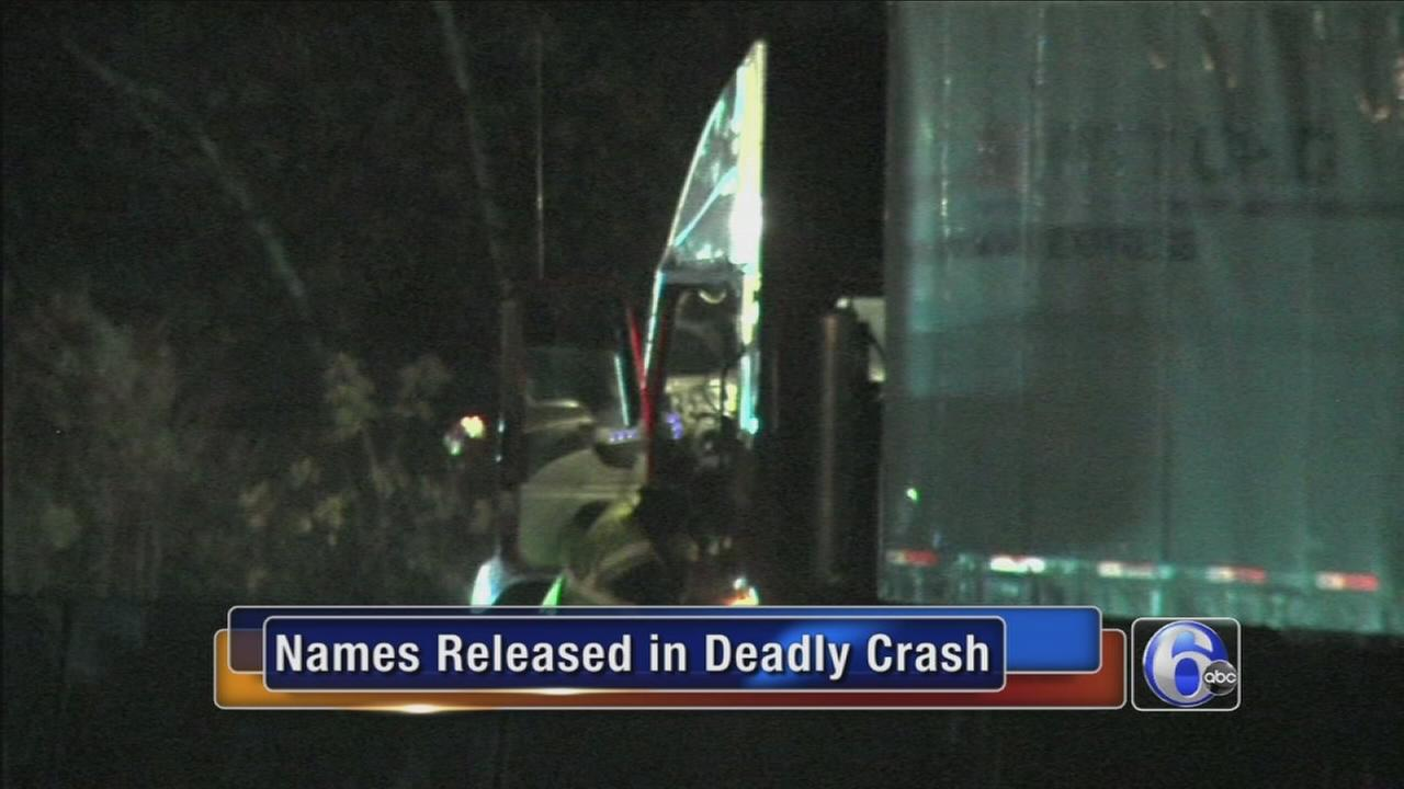 VIDEO: Police ID man, 18, killed in crash