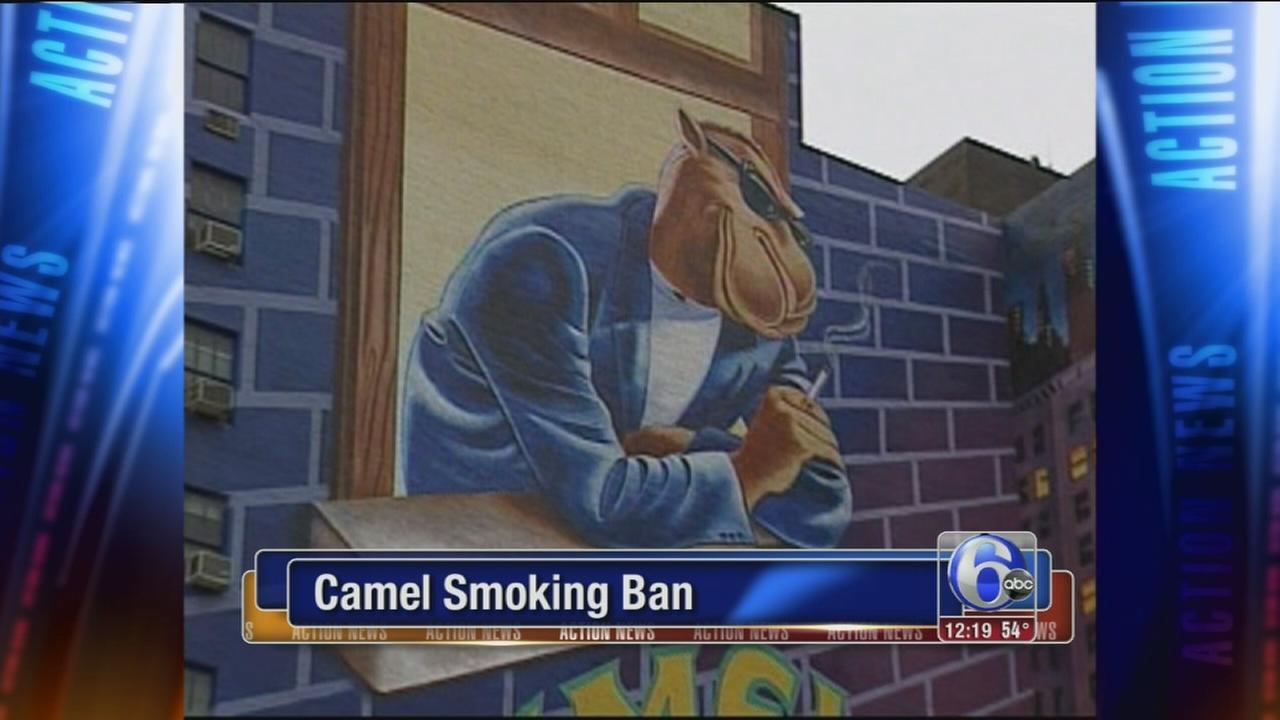 VIDEO: Camel cigarettes smoking ban