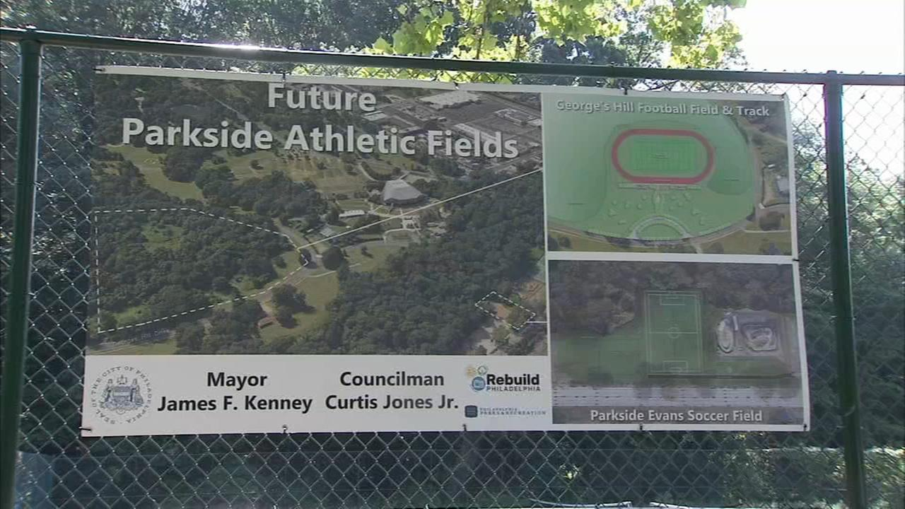 Beverage tax monies to fund two new athletic fields