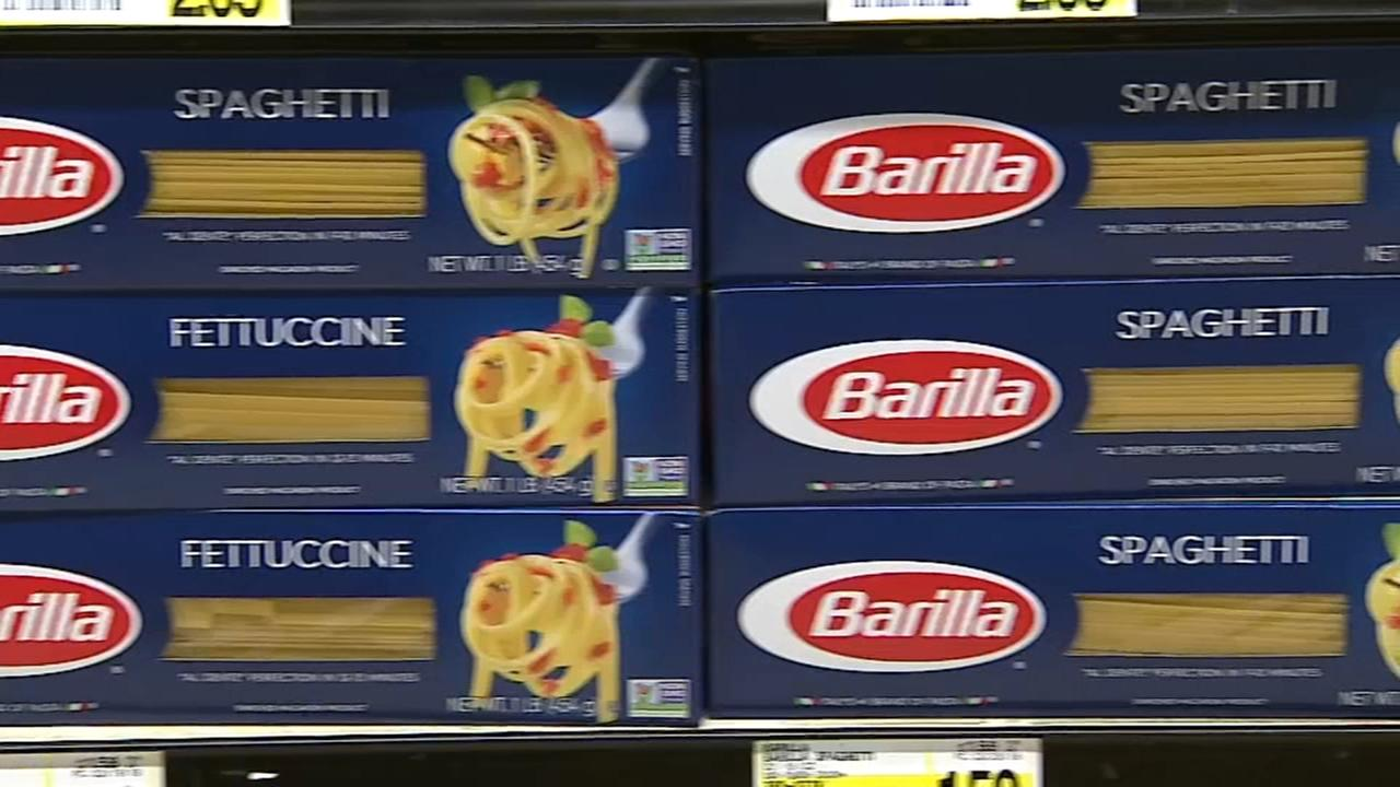 Study reveals pasta may not wreck your diet after all