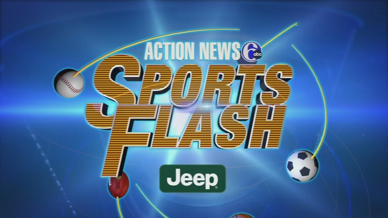 VIDEO: Action News Sports Flash: Thursday October 23, 2014
