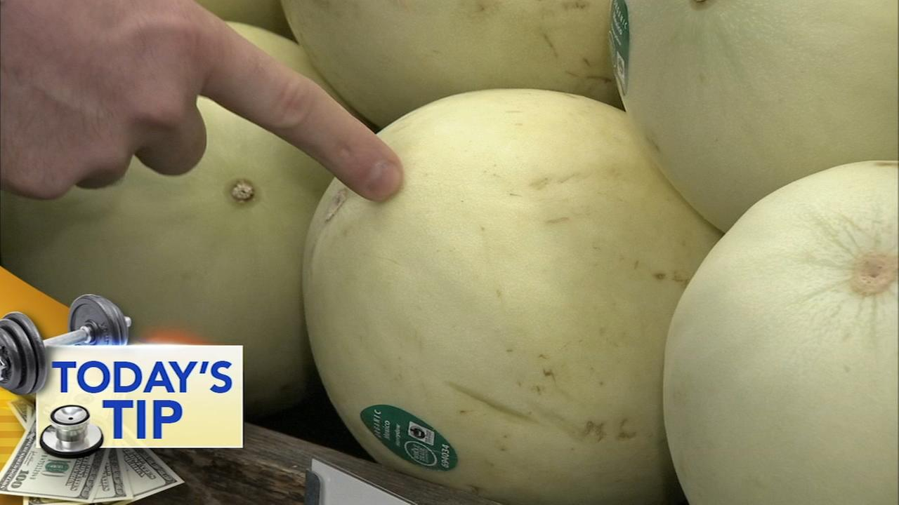 Honeydew melons - Todays Produce Tip