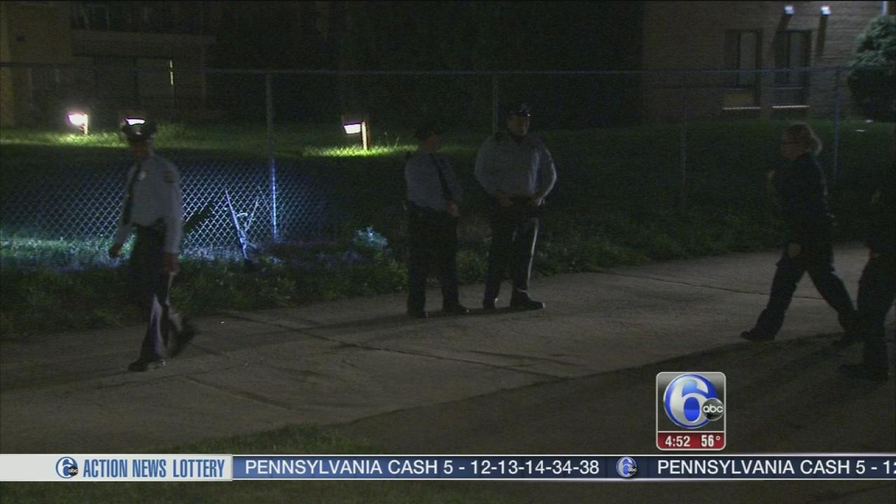 VIDEO: Man critically wounded in Bustleton shooting