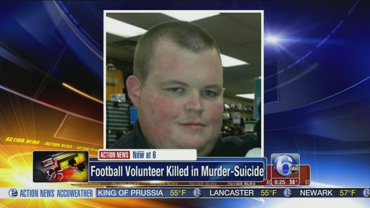 VIDEO: Football volunteer killed in murder-suicide