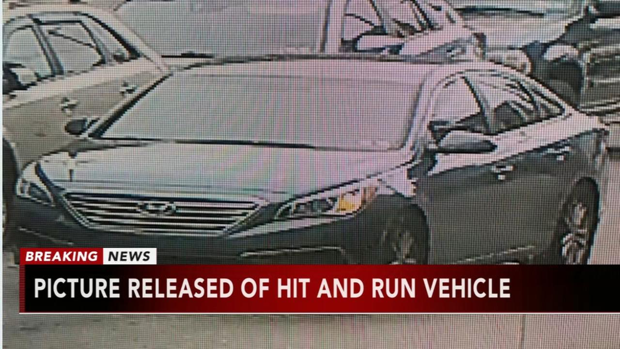 Police release photo of car suspected of striking 5-year-old boy