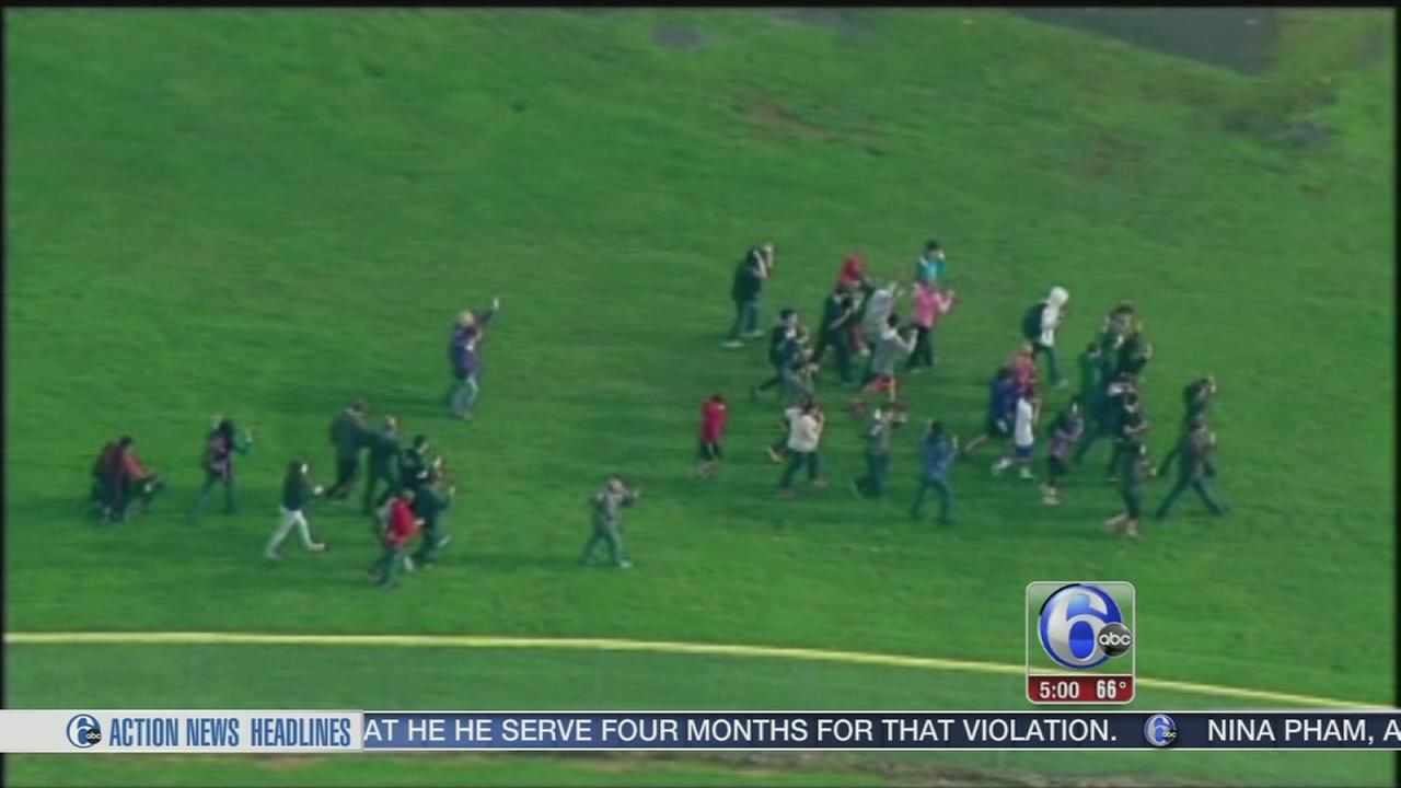 VIDEO: 2 dead in school shooting near Seattle