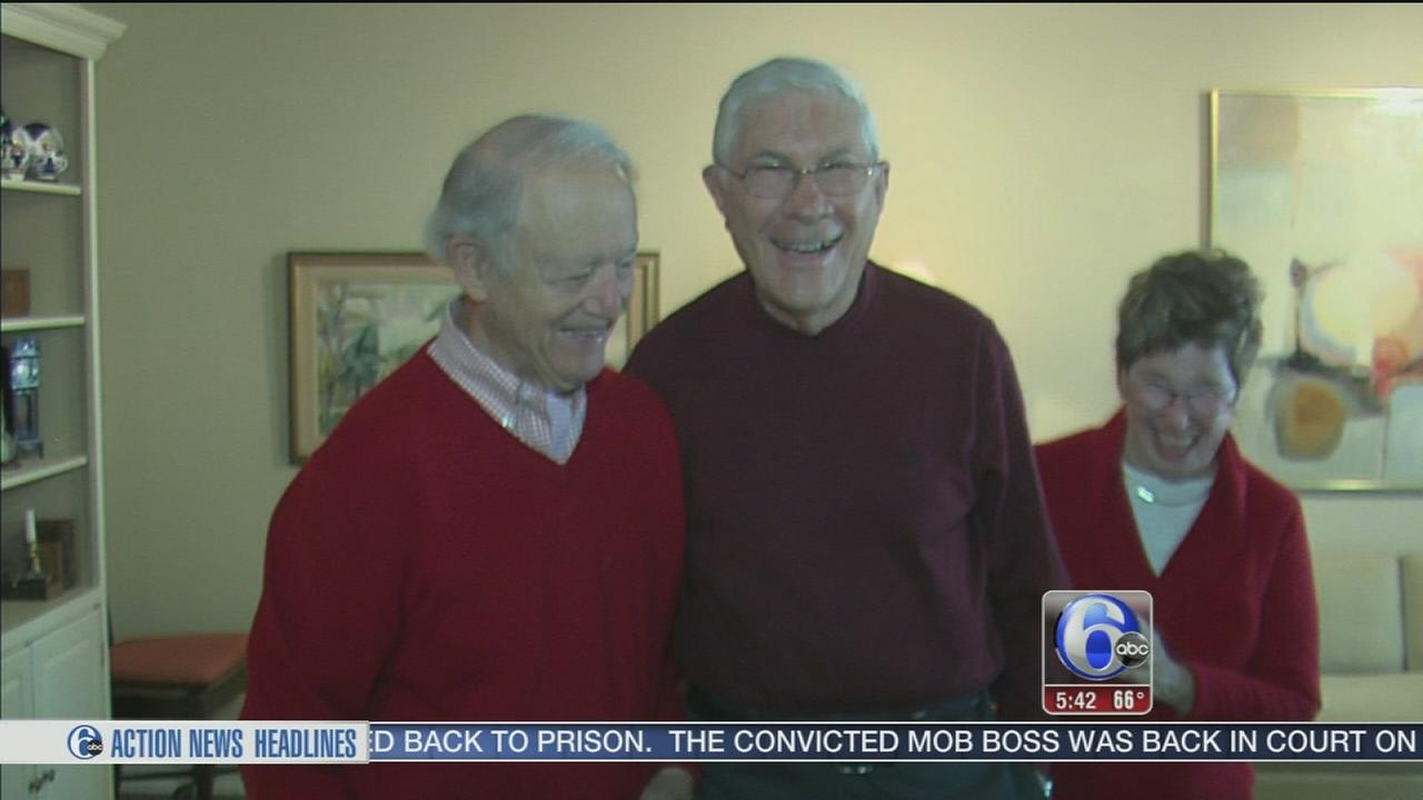VIDEO: Man reunites with Big Brother