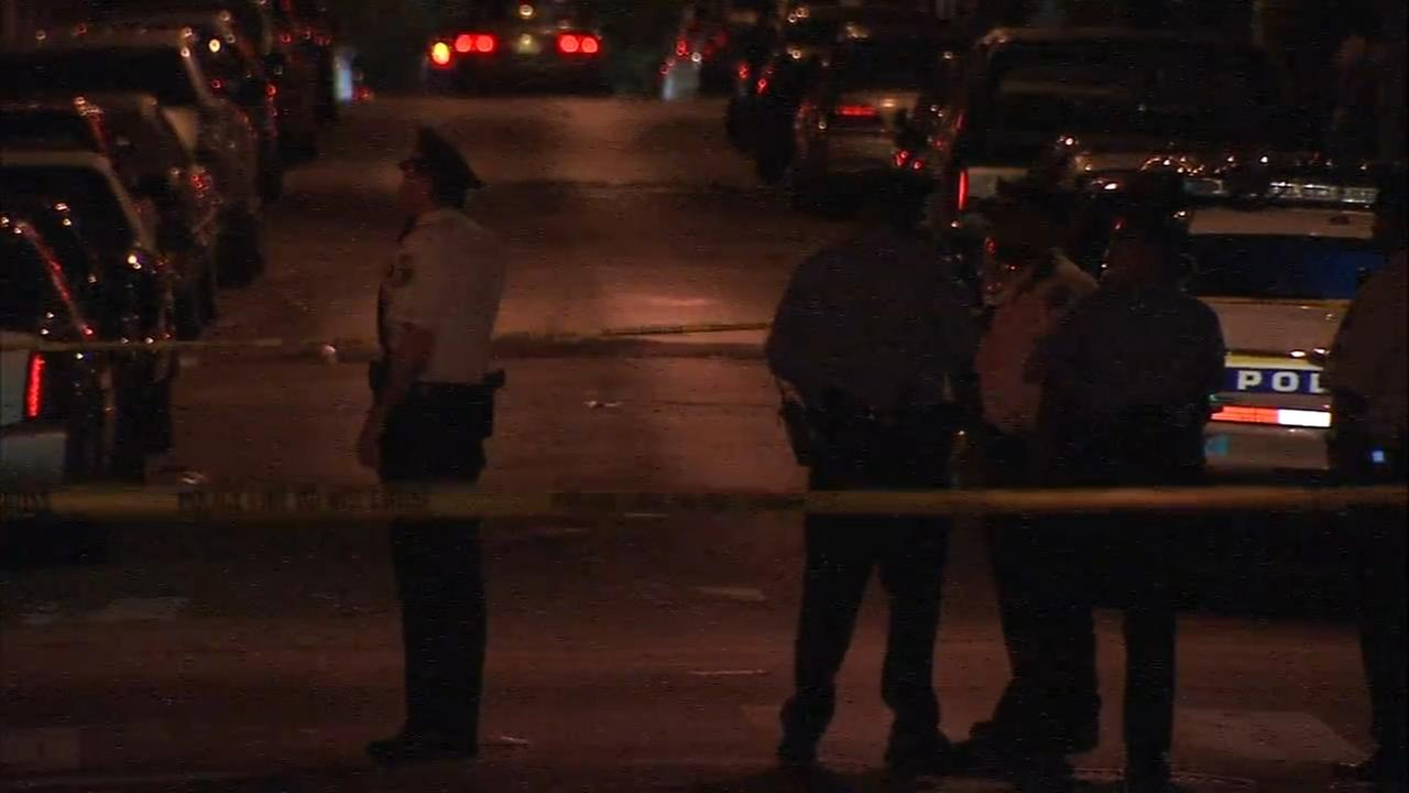 3 teens shot in North Philadelphia