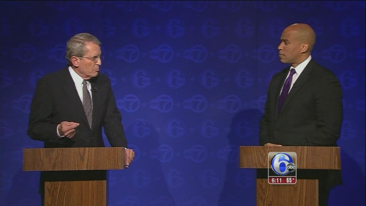 VIDEO: NJ senate debate