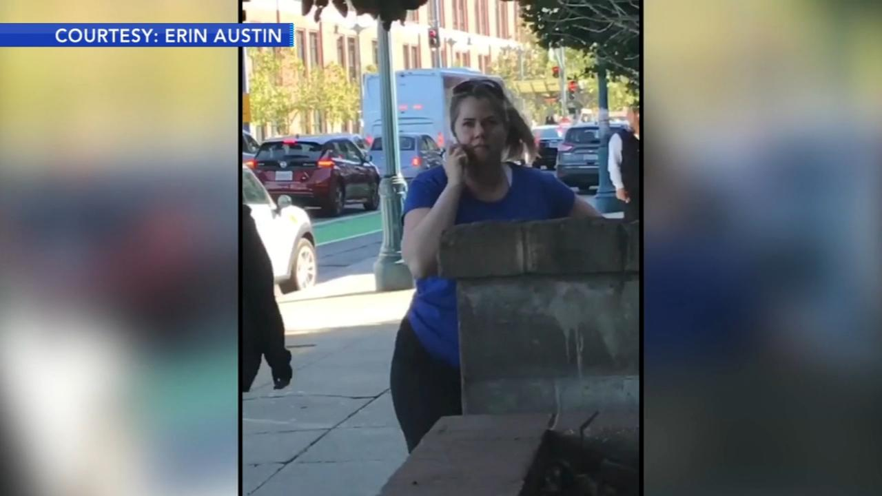 Permit Patty video goes viral on social media