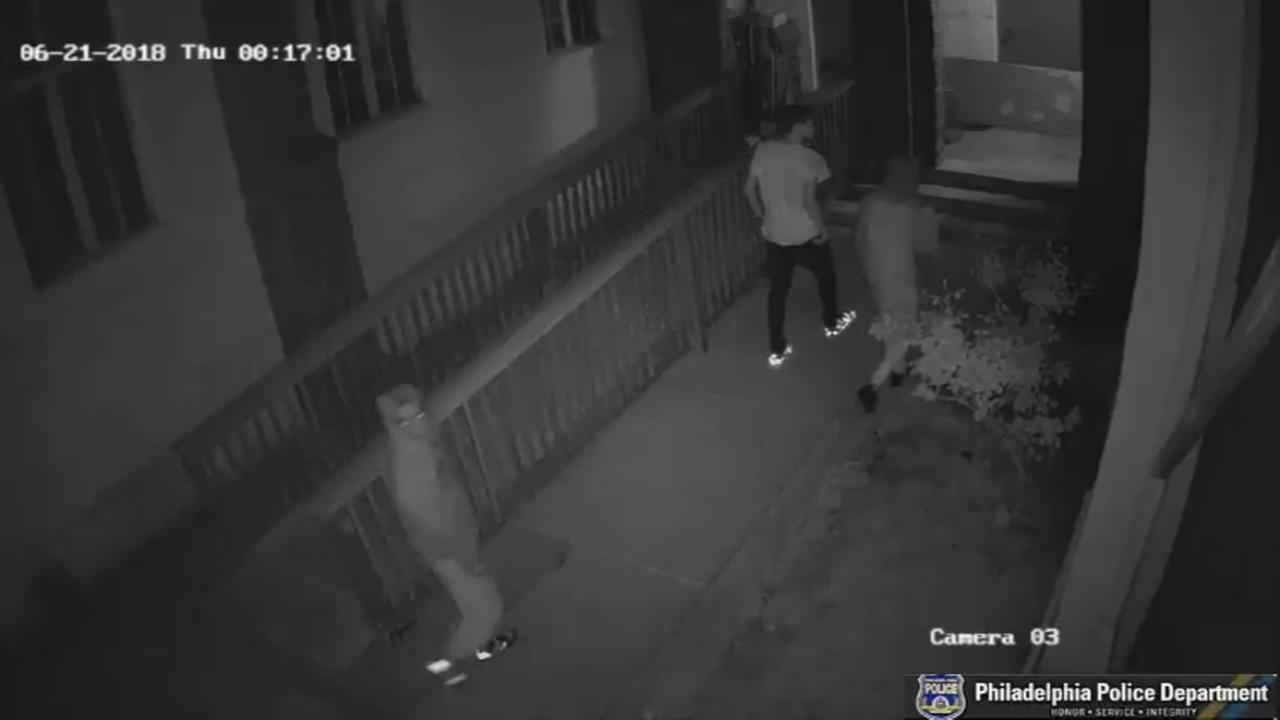 Police search for trio of church burglars in Germantown