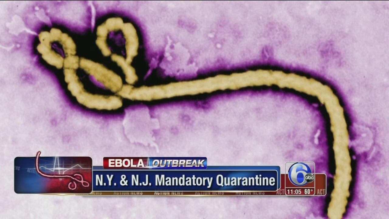 VIDEO: Mandatory quarantines