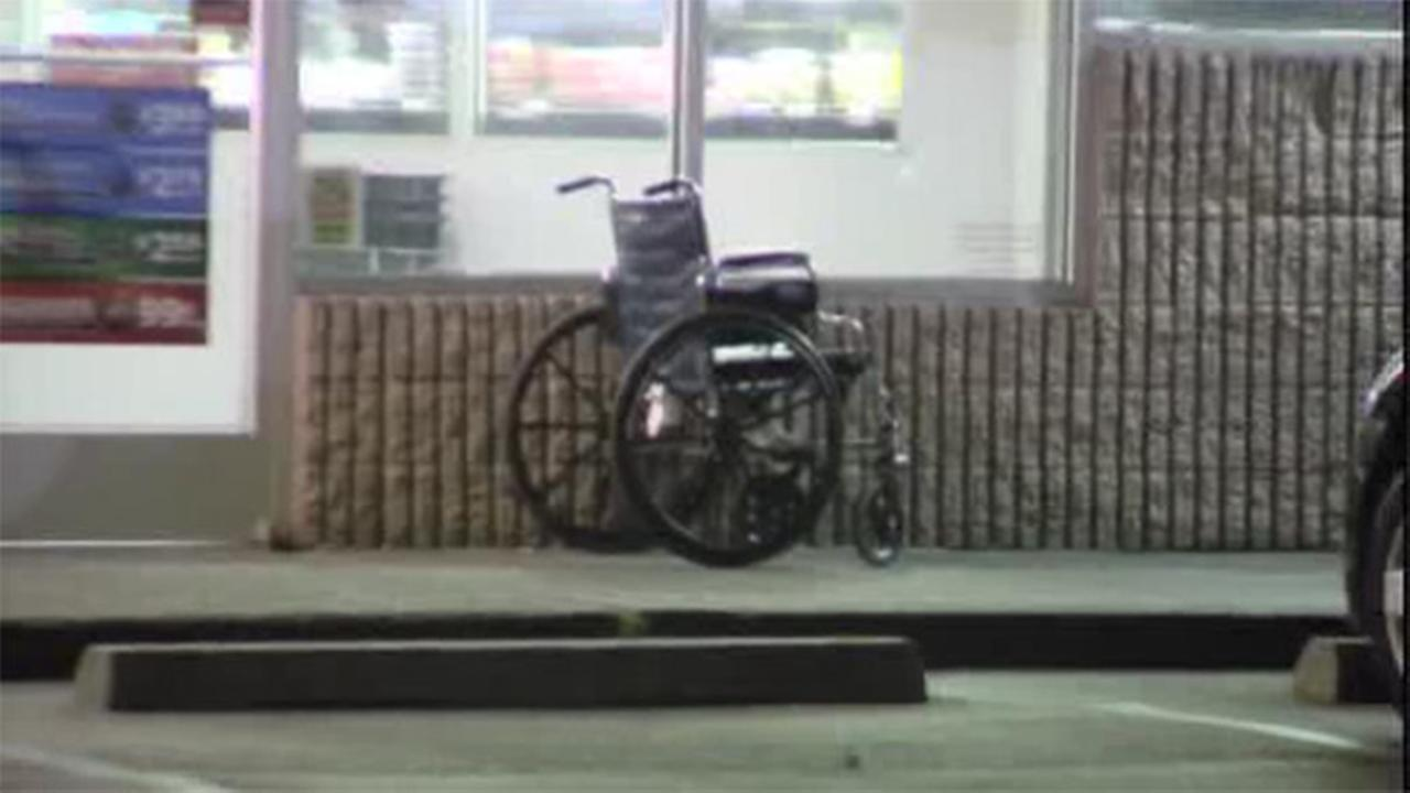 Police: Man in wheelchair steals donation money in South Philly Wawa
