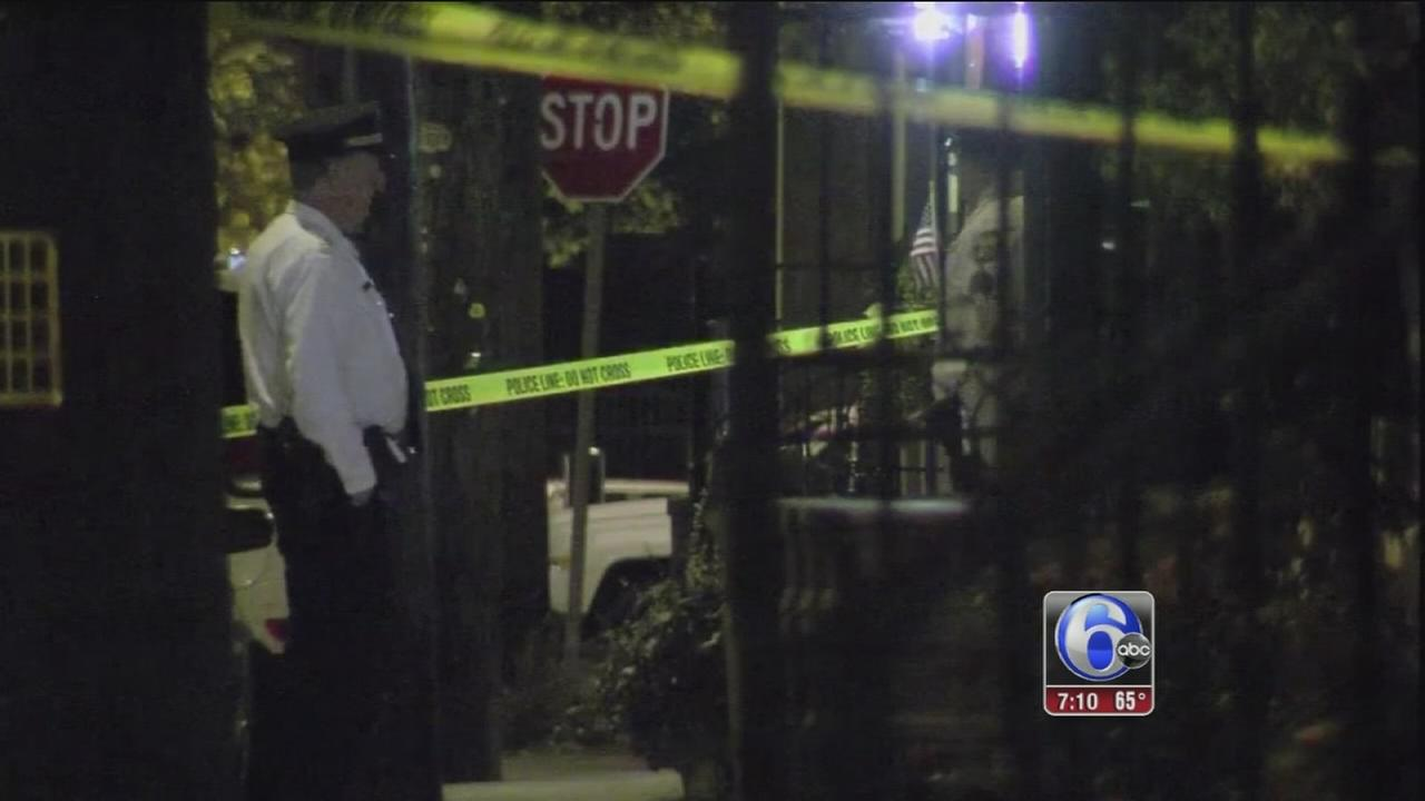 VIDEO: Man attacked and shot in Queen Village