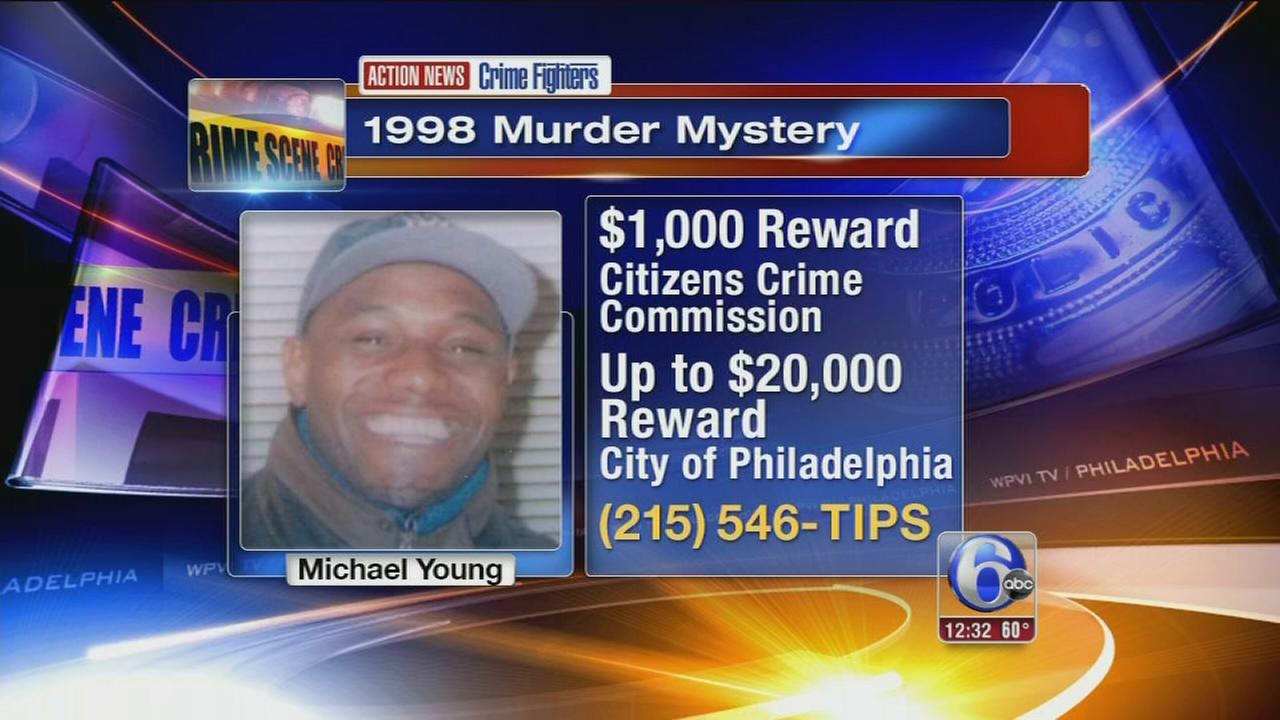 VIDEO: Crimefighters: Who killed Michael Young?