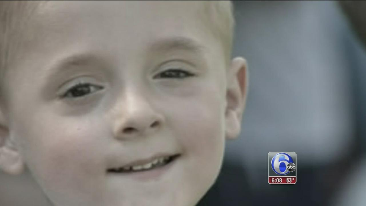 VIDEO: Young victim of EV-D68 brings NJ community together