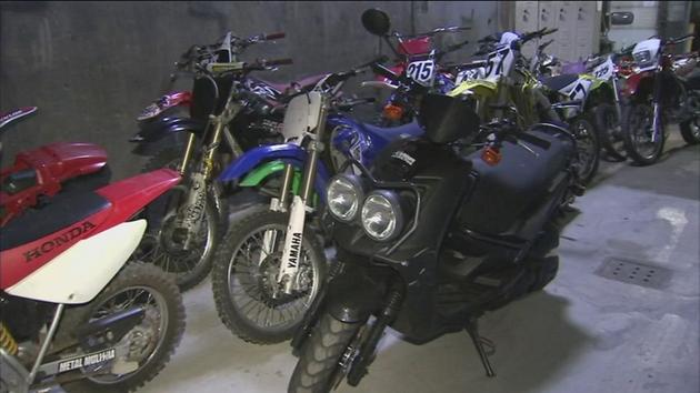 Dirt Bikes Running From Cops Police crackdown on illegal