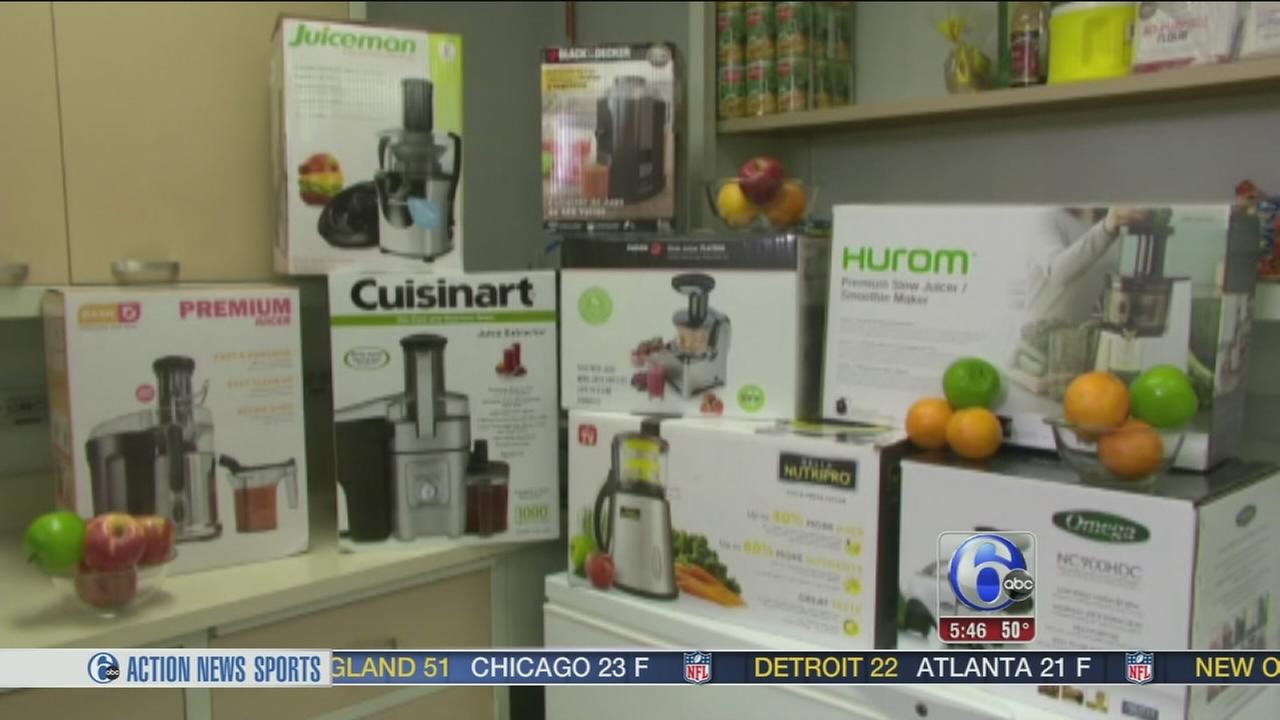 VIDEO: Consumer Reports - Best juicers