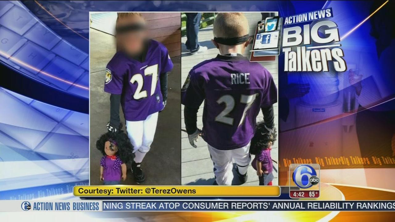VIDEO: Insensitive and inappropriate Halloween costumes