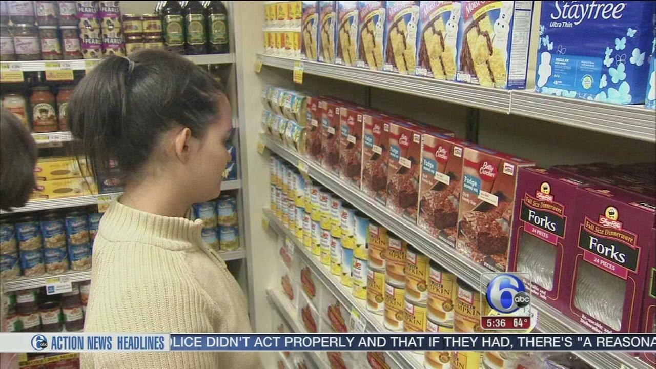 VIDEO: Lessons from grocery shopping