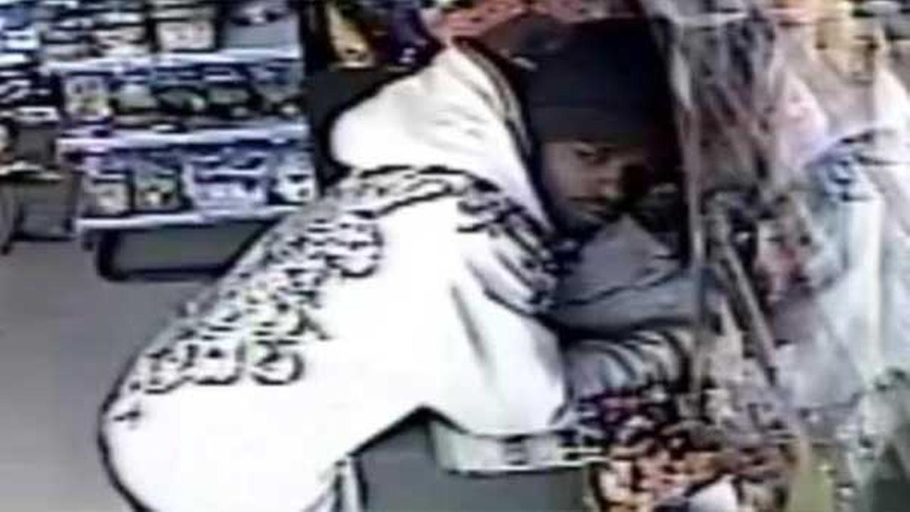 Philadelphia police are looking for a suspect who robbed a grocery store in the citys Wissinoming section.
