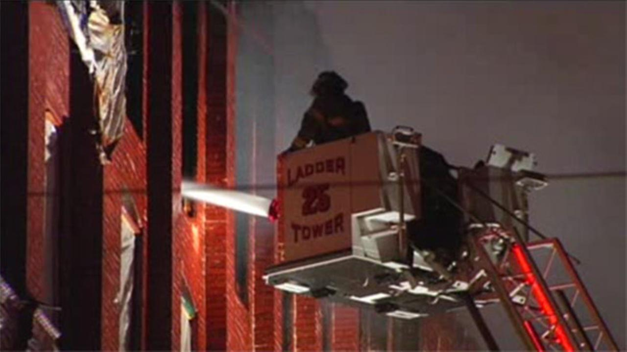 Reading Outlets Complex fire ruled as arson