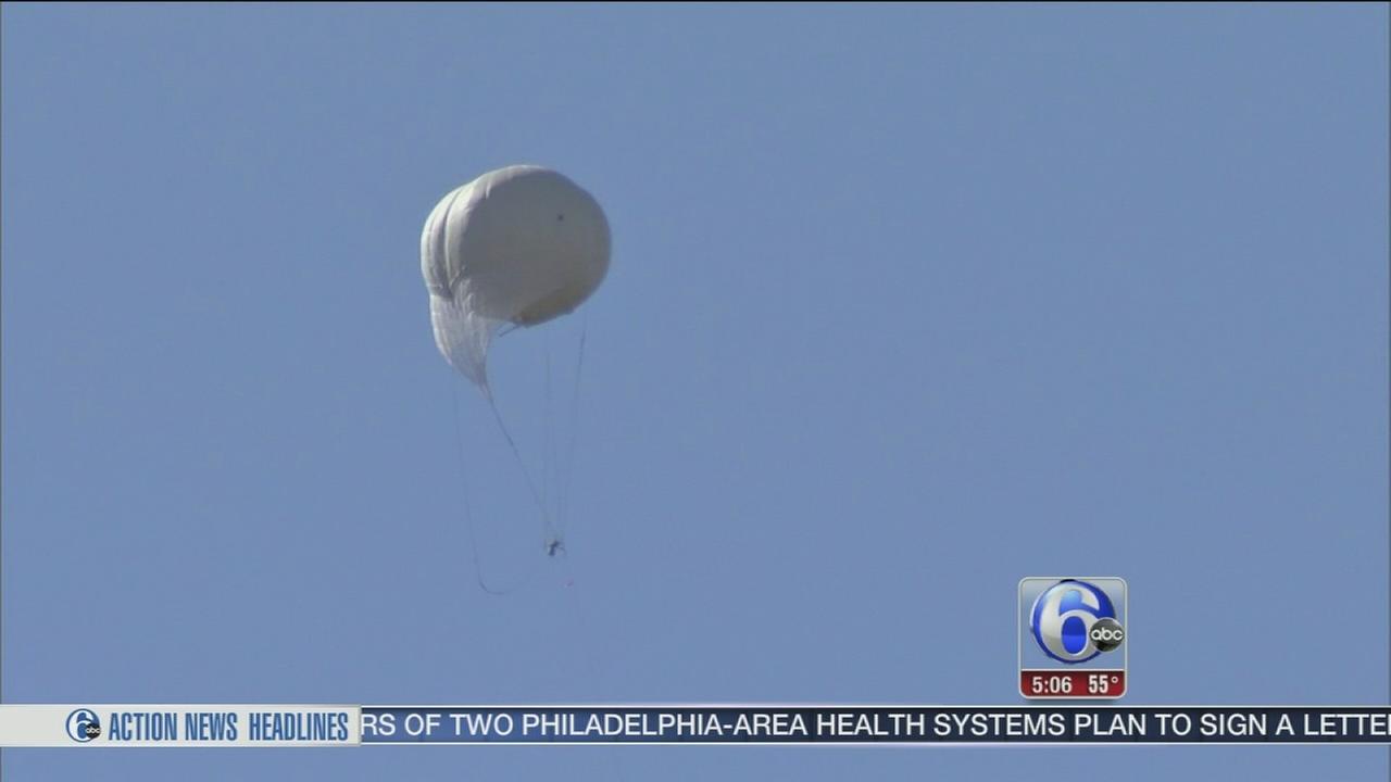 VIDEO: Balloon a bust