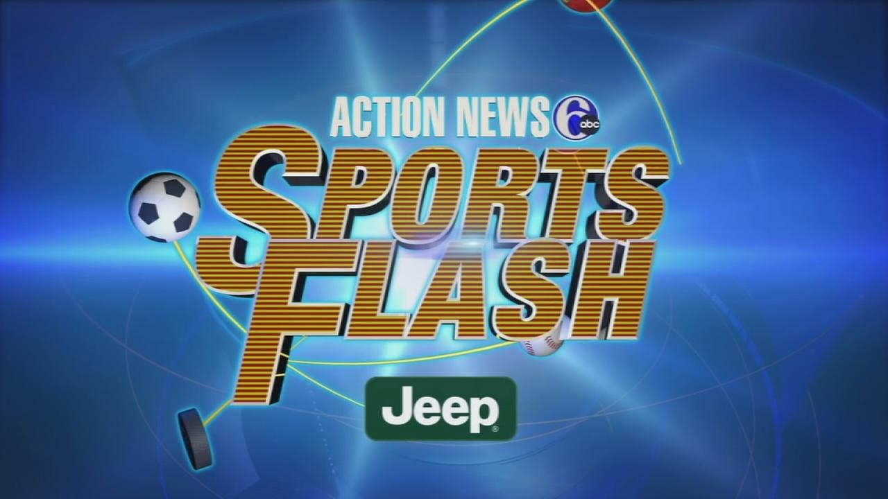 VIDEO: Action News Sports Flash: Wednesday October 29, 2014
