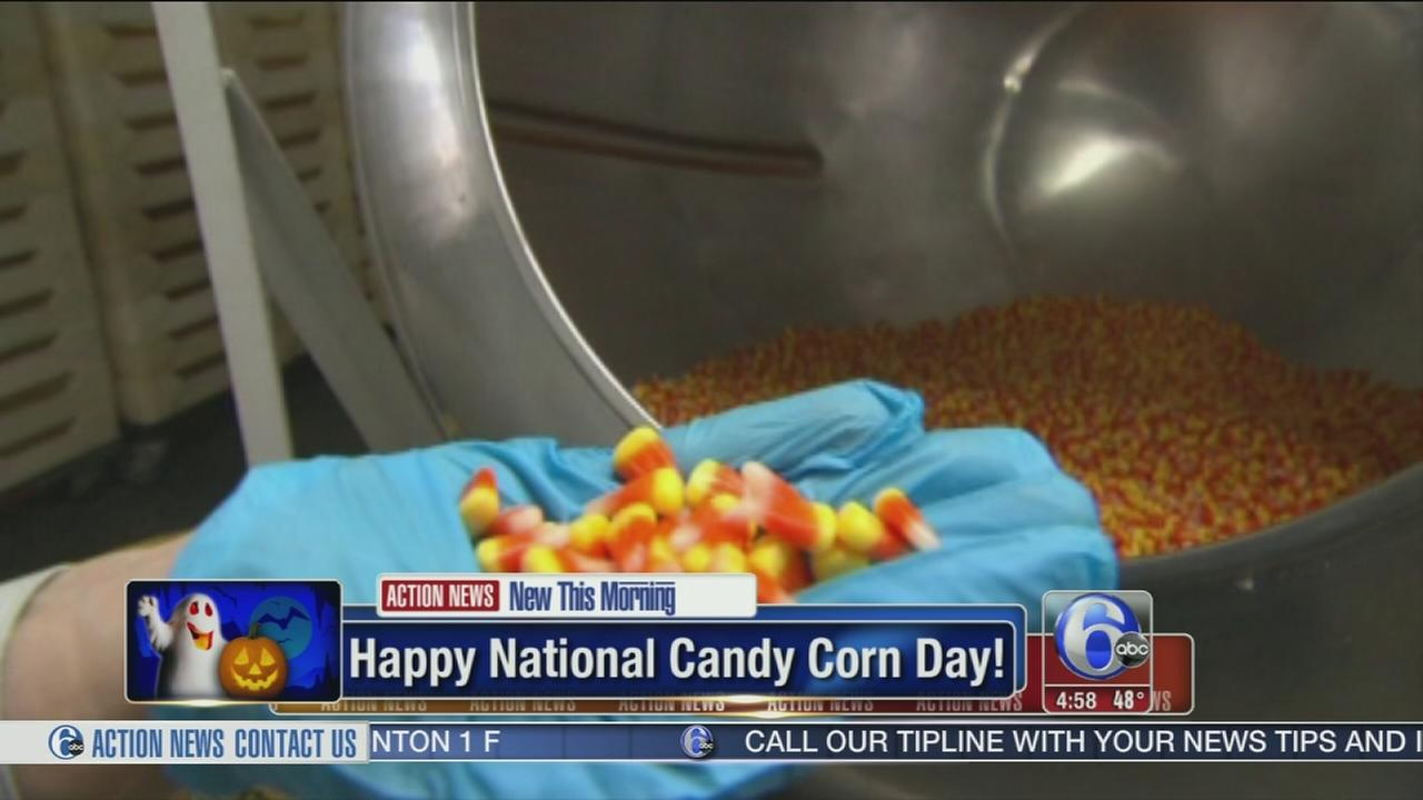 VIDEO: Happy Natl Candy Corn Day