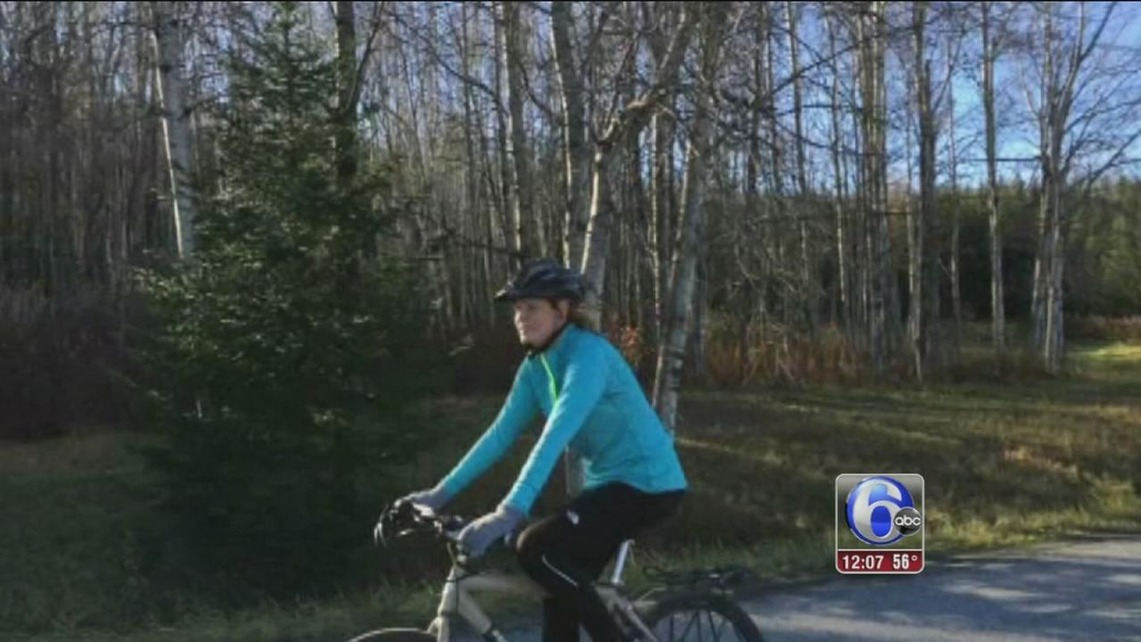 VIDEO: Nurse defies Ebola quarantine with bike ride