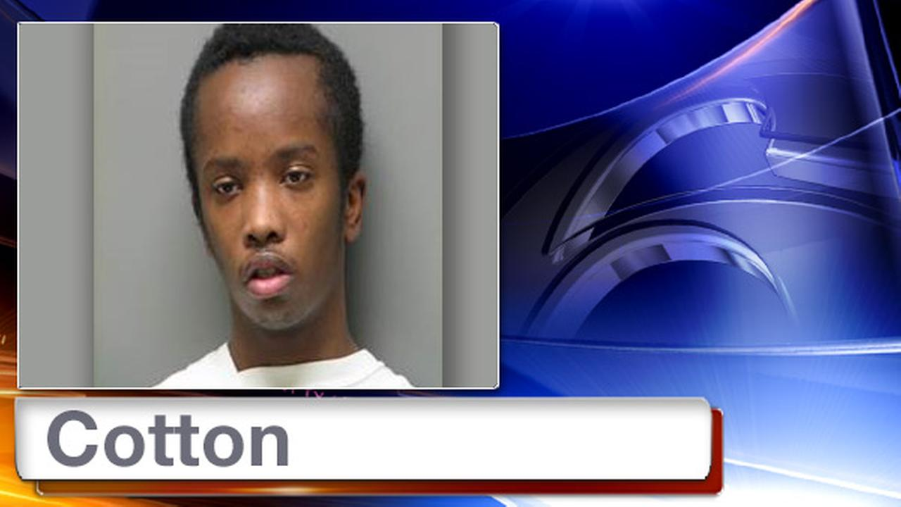 Newark man charged with indecent exposure
