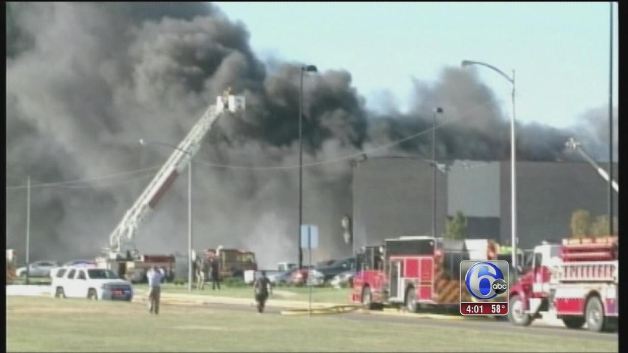 VIDEO: Deadly plane crash in Wichita